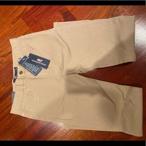 Boys Vineyard Vines Khaki Pant Size 14